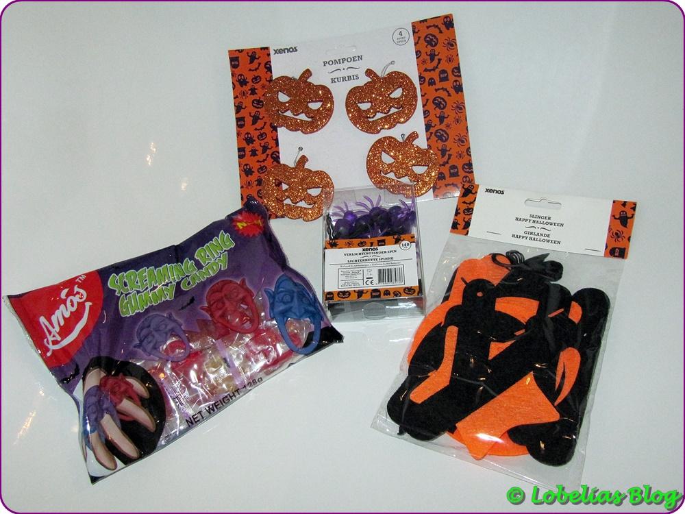 Xenos Halloween.Shopvorstellung Und Produkttest Halloween Deko Von Xenos