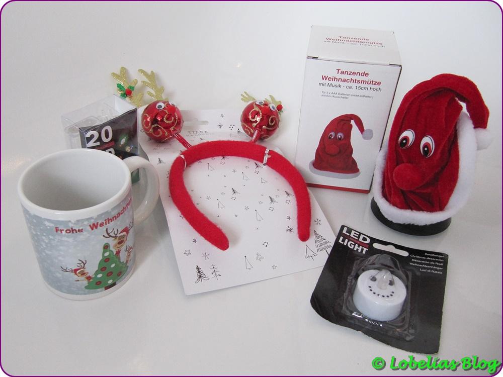 Weihnachtsdekoration Von Xenos Lobelias Blog